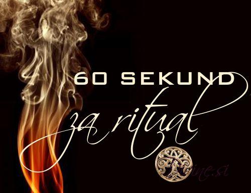 60 sekund za ritual